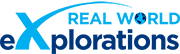Real World Explorations Logo