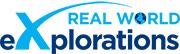 Real World Explorations Logo